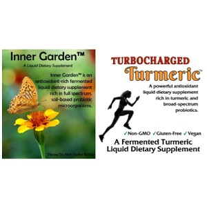 Inner Garden & Turbocharged Turmeric Mixed Case