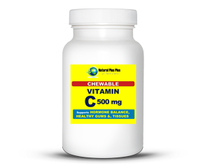 Vitamin C 500 MG Chewable 100 Lozenges