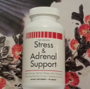 Stress & Adrenal Support - 90 Tablets