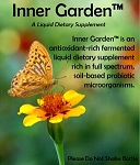 Inner Garden Probiotic 32 oz - Case of 12