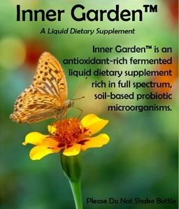 Inner Garden Probiotic Supplement